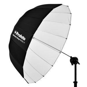 "Umbrella Deep White S (85cm/33"")"
