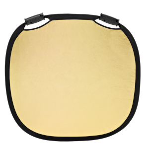 Reflector Gold / White M