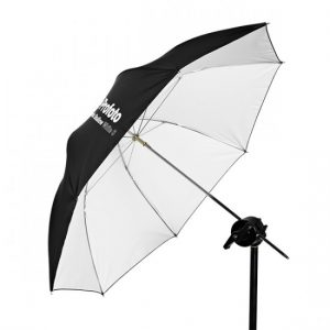 Umbrella Shallow White M