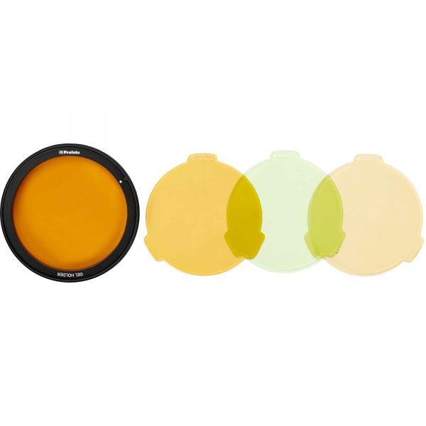 profoto a1 gel flash kit