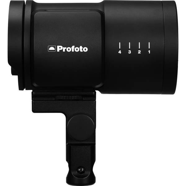 Right Side View of Profoto-B10-250-AirTTL, Profoto Calgary, Alberta, Canada, Profoto Sales, Profoto Rental, Kallos Studio, Your Profoto